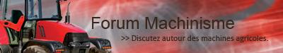 Forum Matériel agricole